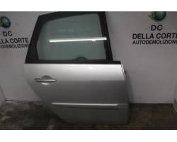 PORTIERA POSTERIORE DESTRA RENAULT Scenic Serie (03>09) 1500 Diesel (2007) RICAMBI USATI
