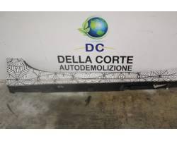 Minigonna Laterale Destra FIAT 124 Spider Serie (348) (16>)