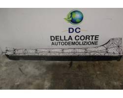 Minigonna Laterale Sinistra FIAT 124 Spider Serie (348) (16>)