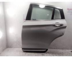 Portiera Posteriore Sinistra BMW X4 F26 (14>18)