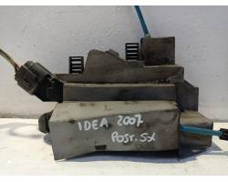 Serratura Posteriore Sinistra FIAT Idea 2° Serie