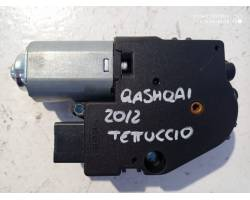 Motorino apertura tetto NISSAN Qashqai 2° Serie