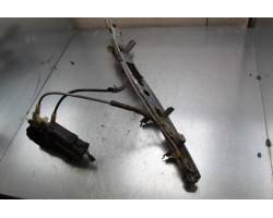 Cremagliera anteriore sinistra Guida RENAULT Megane ll Serie (02>06)