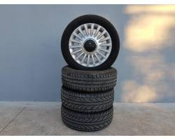 Cerchi in lega FIAT 500 Serie (07>14)