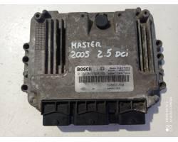 Centralina motore RENAULT Master 3° Serie