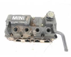 TESTA COMPLETA MINI Cooper 1° Serie 1600 Benzina W10B16A 112000 Km 85 Kw (2003) RICAMBI USATI