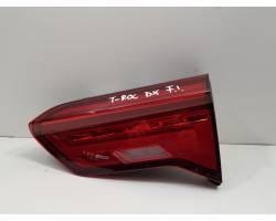 Stop fanale posteriore Destro Passeggero VOLKSWAGEN T-Roc Serie
