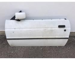 Portiera Anteriore Sinistra FORD Escort Cabriolet IV Serie (86>90)