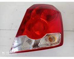 Stop fanale posteriore Destro Passeggero CHEVROLET Kalos 2° Serie