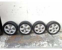 4 Cerchi in lega FORD Fiesta 4° Serie