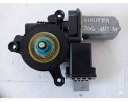 Motorino Alzavetro anteriore Sinistro ALFA ROMEO Giulietta Serie
