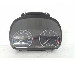 Quadro Strumenti BMW Serie 1 E87 1° Serie