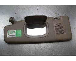 Parasole aletta anteriore Lato Guida FIAT Bravo 2° Serie