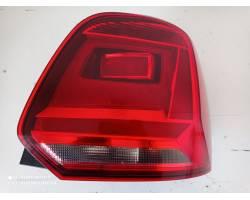 Stop fanale posteriore Destro Passeggero VOLKSWAGEN Polo 6° Serie