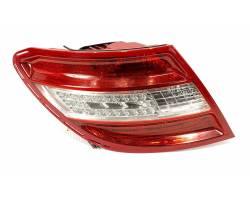 Stop fanale Posteriore sinistro a LED lato Guida MERCEDES Classe C Berlina W204