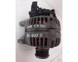 Alternatore VOLKSWAGEN Golf 5 Berlina (03>08)