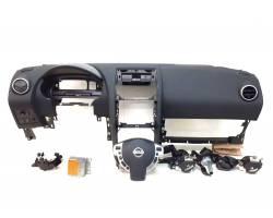 Kit Airbag Completo NISSAN Qashqai 2° Serie