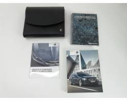 Libretto uso e manutenzione BMW Serie 5 F10