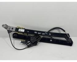 Alzacristallo elettrico ant. DX passeggero AUDI Q5 Serie (FYB)