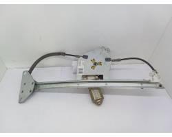 Meccanismo alzavetro Post. SX SAAB 9-3 Berlina 2° Serie