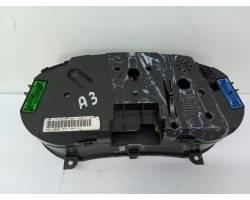 Quadro Strumenti AUDI A3 Serie (8L)