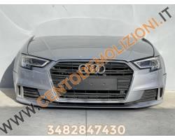 MUSATA COMPLETA + KIT RADIATORI + KIT AIRBAG AUDI A3 Sportback (8V4) (16>) 2000 Diesel (2018) RICAMBI USATI