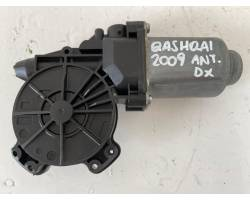 Motorino Alzavetro anteriore destra NISSAN Qashqai 1° Serie