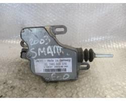 0903166000 ATTUATORE CAMBIO SMART ForTwo Cabrio 1° Serie 600 Benzina (2006) RICAMBI USATI