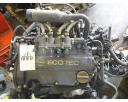 Z12XEP MOTORE COMPLETO OPEL Corsa D 3P 1° Serie 1200 Bipower Z12XEP 59 Kw (2009) RICAMBI USATI