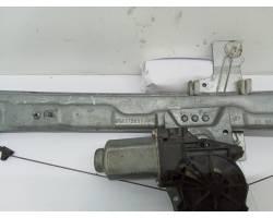 Meccanismo alzavetro Ant. SX PEUGEOT 207 1° Serie