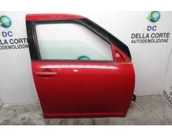 Portiera anteriore Destra SUZUKI Swift 4° Serie (04>10)