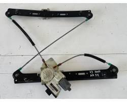 Alzacristallo elettrico ant. DX passeggero BMW X3 1° Serie