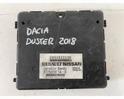 Centralina Modulo di controllo DACIA Duster Serie