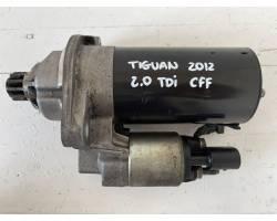 Motorino d' avviamento VOLKSWAGEN Tiguan 2° Serie