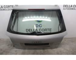 Portellone Posteriore Completo AUDI A3 Serie (8P)