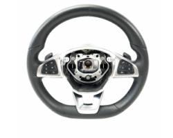 VOLANTE CON COMANDI CAMBIO MERCEDES Classe A W176 Serie AMG (13>) 1500 Diesel 65000 Km 80 Kw (2017) RICAMBI USATI