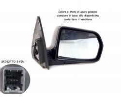 Specchietto Retrovisore Destro KIA Sportage 3° Serie