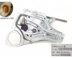Alzacristallo elettrico ant. DX passeggero KIA Sportage 3° Serie