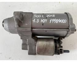 Motorino d' avviamento FIAT 500 L Serie (351_352) (12>)
