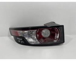 Stop fanale Posteriore sinistro lato Guida LAND ROVER Range Rover Evoque 1° Serie
