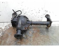 DIFFERENZIALE ANTERIORE SSANGYONG Kyron 1° Serie 2000 Diesel (2006) RICAMBI USATI