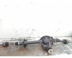 DIFFERENZIALE ANTERIORE SSANGYONG Actyon 1° Serie 2000 Diesel (2006) RICAMBI USATI
