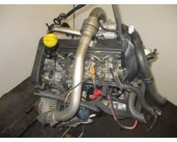 K9KD7 MOTORE COMPLETO RENAULT Megane ll Serie (02>06) 1500 Diesel K9KD7 (2005) RICAMBI USATI