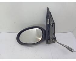 Specchietto Retrovisore Sinistro SMART ForTwo Cabrio 1° Serie