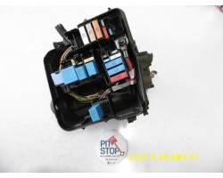 243809584r CENTRALINA PORTA FUSIBILI DACIA Sandero Serie II (12>20) 1500 Diesel K9K626 30000 Km (2015) RICAMBI USATI