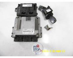 237106319r KIT CENTRALINA MOTORE DACIA Sandero Serie II (12>20) 1500 Diesel K9K626 30000 Km (2015) RICAMBI USATI