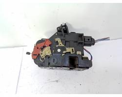 Serratura Posteriore Sinistra AUDI A2 Serie (8Z)