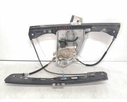 Cremagliera anteriore sinistra Guida MERCEDES Classe C S. Wagon W203 2° Serie