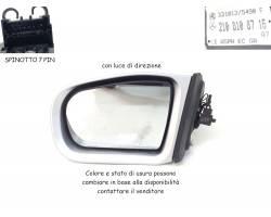 Specchietto Retrovisore Sinistro MERCEDES Classe E Berlina W210 2° Serie