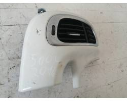 Bocchetta aria cruscotto lato guida FIAT 500 L Serie (351_352) (12>)